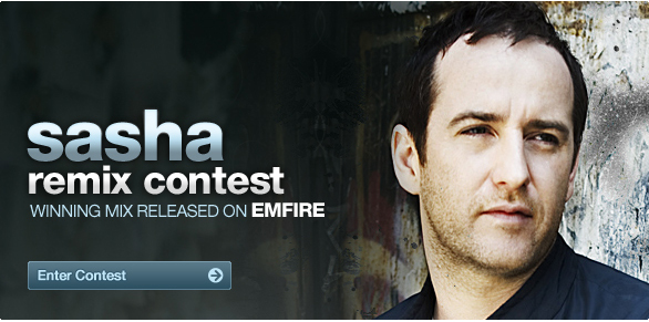 Enter Now :: Sasha Remix Contest